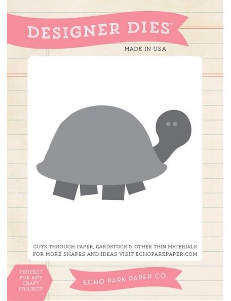 Echo Park Bundle of Joy A New Addition Boy, Turtle Set de Troqueles