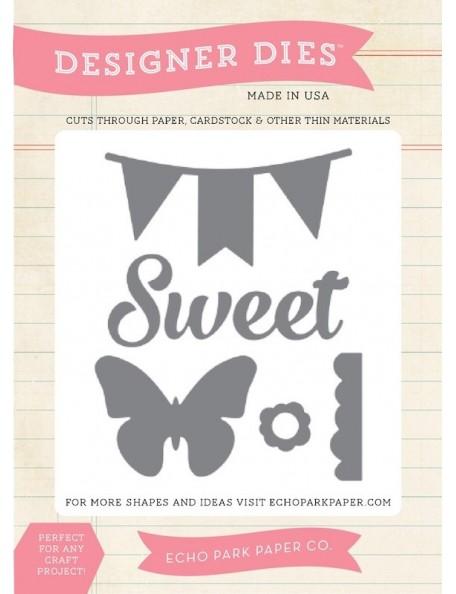 Echo Park Sweet Butterfly, Troquel