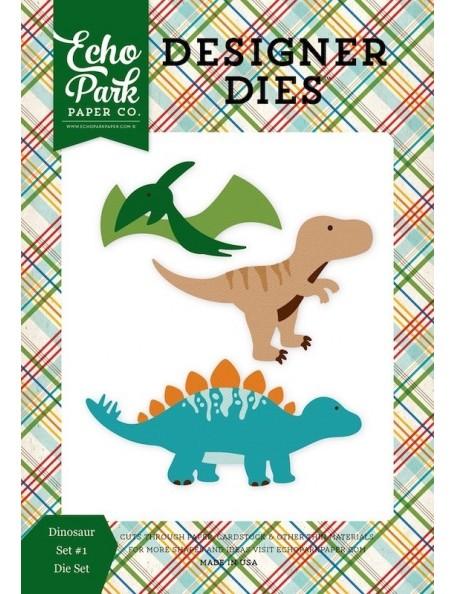 Echo Park Dinosaur Set 1