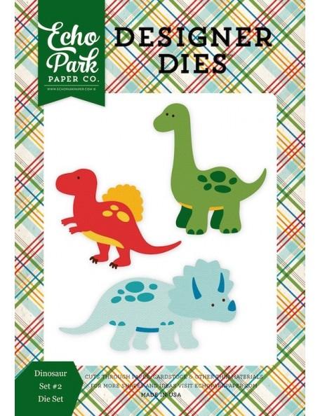 Echo Park Troquel de Dinosaurio No.2