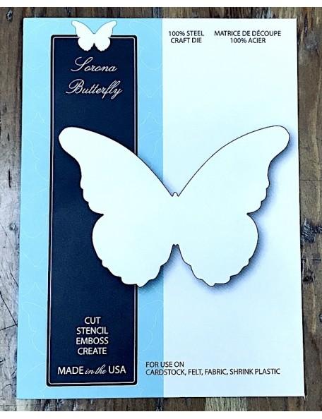 Memory Box Sorona Butterfly, Troquel