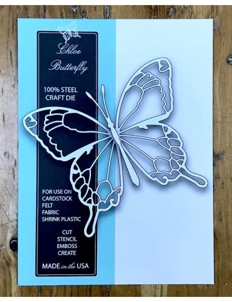 Memory Box Chloe Butterfly, Troquel