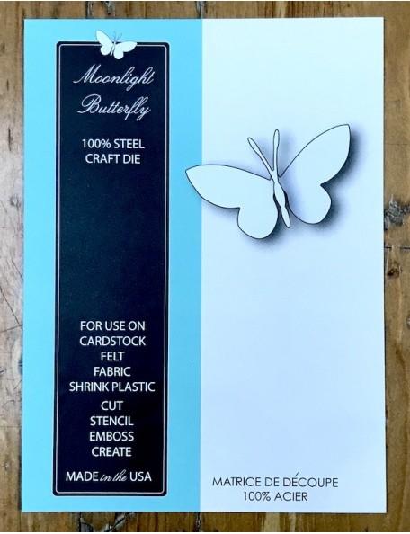 Memory Box Moonlight Butterfly, Troquel