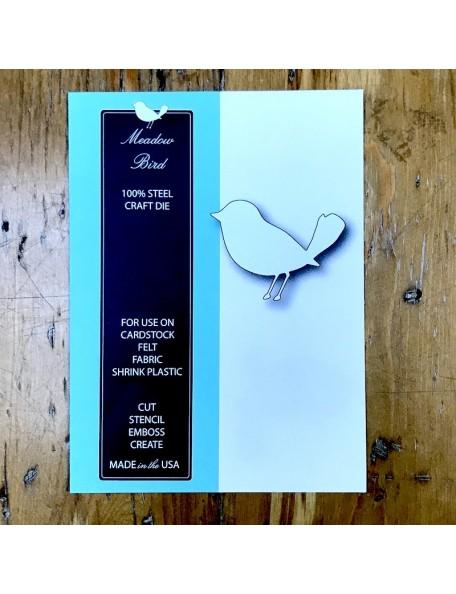 Memory Box Troquel Meadow Bird Style 98339