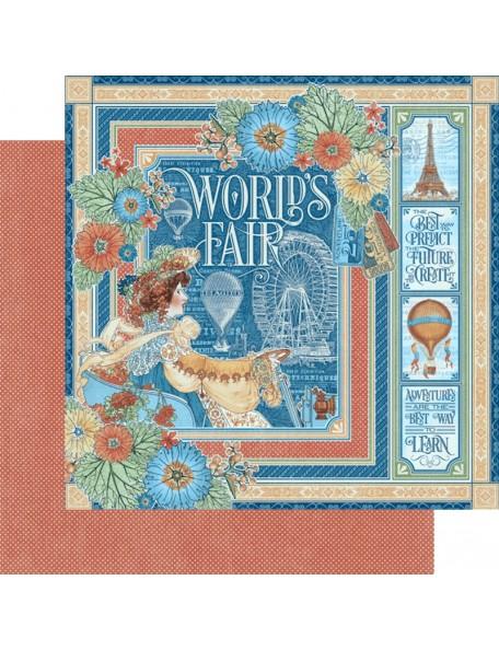 Graphic 45 World's Fair, World's Fair