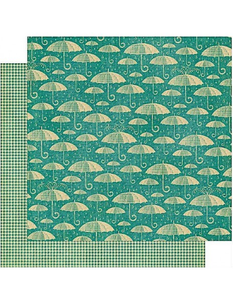 Graphic 45 Raining Cats & Dogs, Check it Out