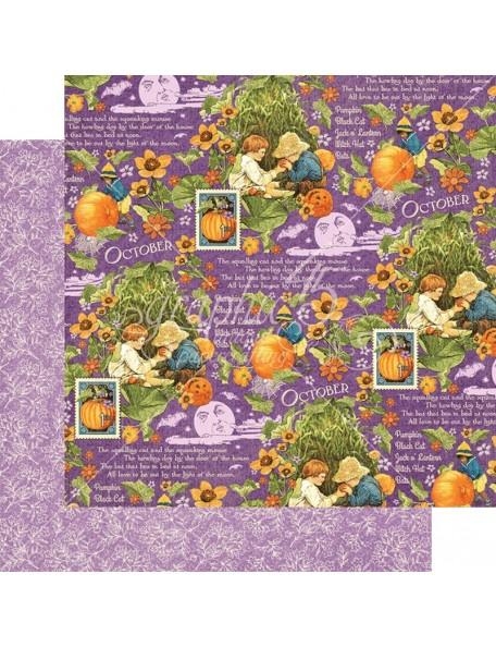Graphic 45 Children's Hour, October Montage