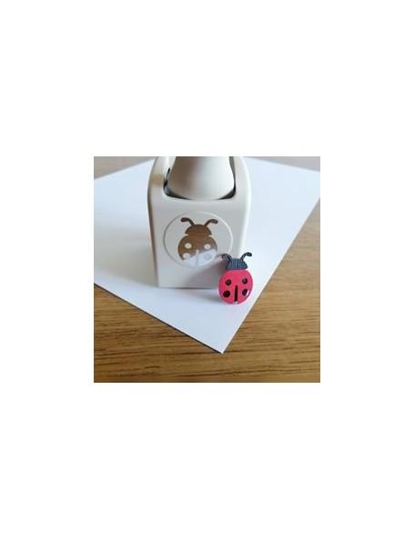 """Martha Stewart Double Punch Ladybug, 1.25""""X1.25"""""""