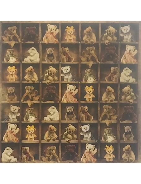 """Papel Collection - """"Teddy Bear's Picnic"""", Kaisercraft"""