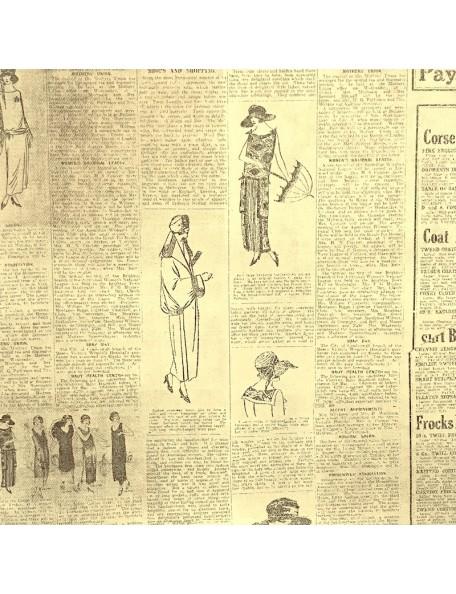 """Petticoat Paper - """"Madam Boutique"""", Kaisercraft."""