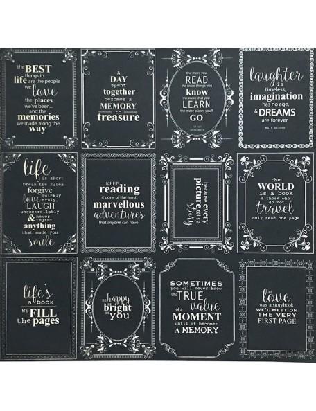 Kaisercraft Story Book, Bookplates
