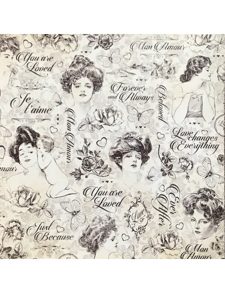 Graphic 45 Mon Amour, Precious One