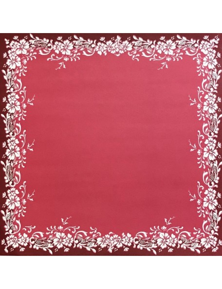 Anna Griffin Juliet, Printed Border Red
