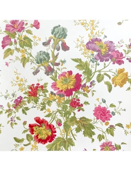 Anna Griffin Olivia, Iris Floral/Ivory