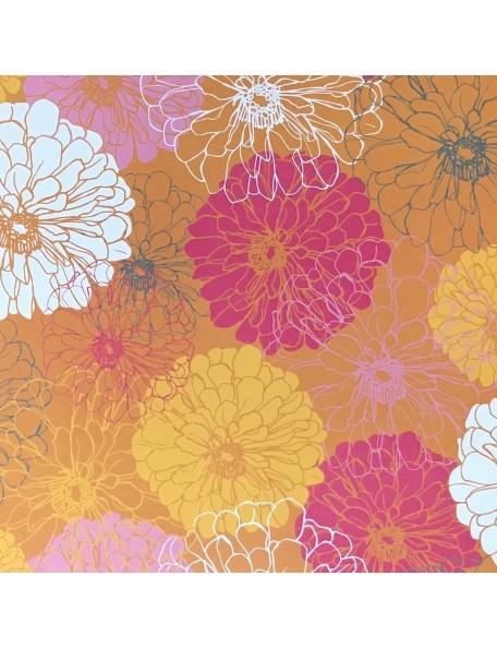 Anna Griffin Blomma, Orange Floral