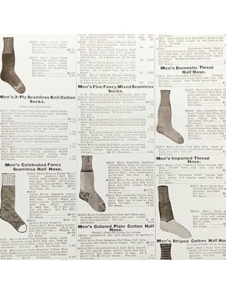 Anna Griffin For The Boys, Socks