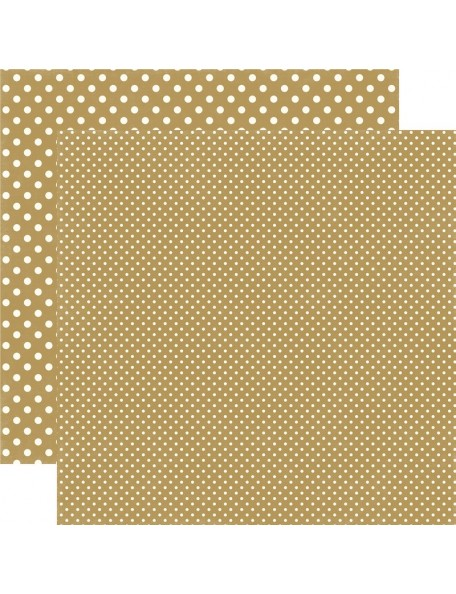 Echo Park Dots&Stripes Christmas, Gold