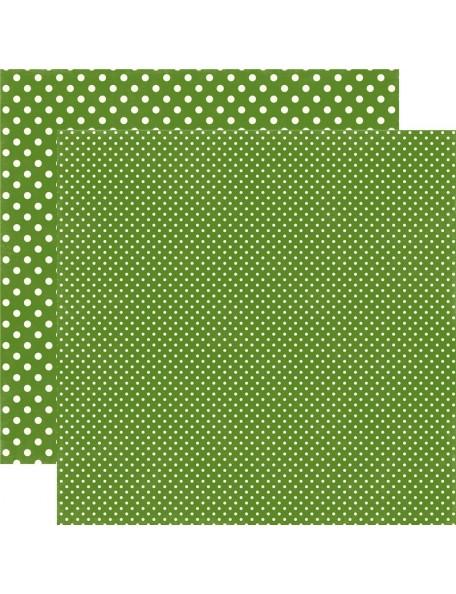 Echo Park Dots&Stripes Fall, Leaf