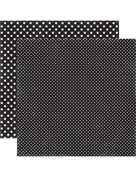 Echo Park Dots&Stripes Travel, Black