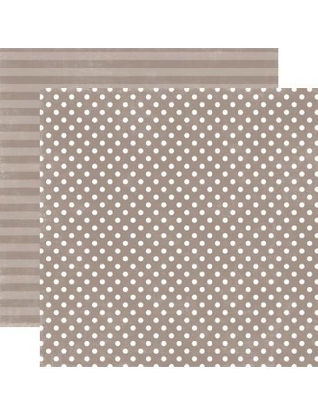 Echo Park Dots&Stripes Jewels, Quartz Small Dot