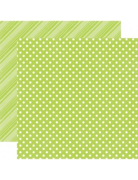 Echo Park Dots&Stripes Spring, Mint