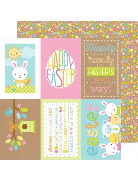 Doodlebug Easter Parade, Darling Daisies