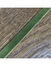 SATWA Verde Cinta Elastica Terciopelo 1 cm ancho/0,50 cm