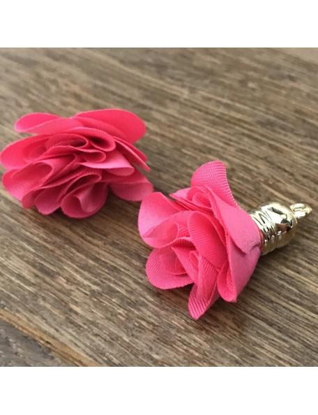 Satwa Flor Decorativa Rosa /1Pza