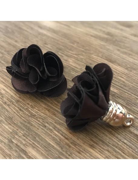 Satwa Flor Decorativa Marron /1Pza