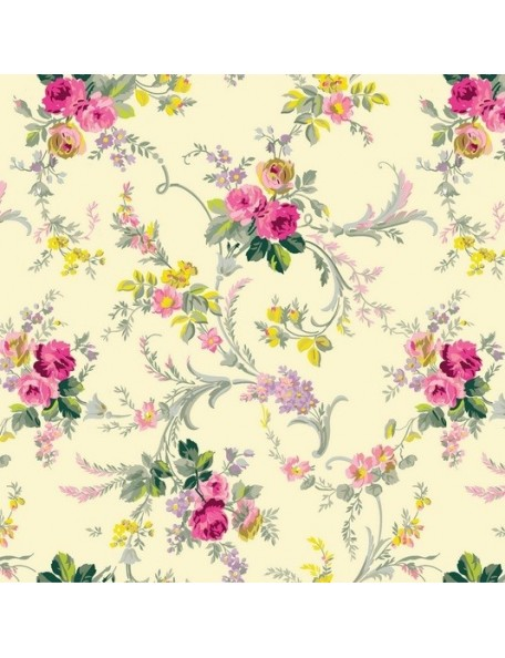 Anna Griffin Grace, Scroll Floral/Gold