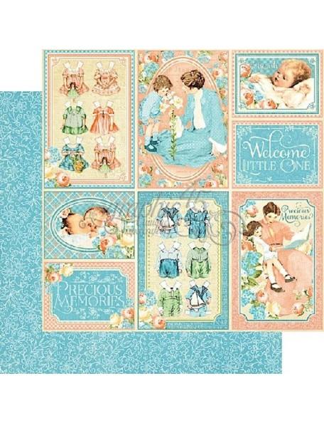 Graphic 45 Precious Memories, Pat-A-Cake