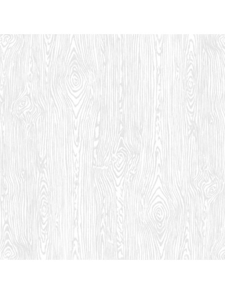 "American Crafts - White Woodgrain Textured Cardstock 12""X12"""