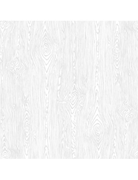 "American Crafts White Woodgrain Textured Cardstock 12""X12"""