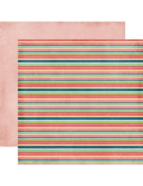 Echo Park Beautiful Life, Stripes