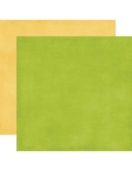 Echo Park Beautiful Life, Green/Yellow