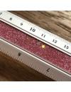 Satwa Regal Aluminio con Purpurina 30cm