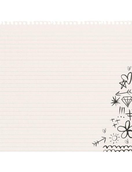 "Papel Notes - ""Me"", Kaisercraft"
