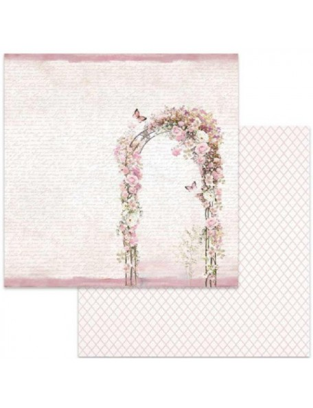 Stamperia Flowered Arch SBB623