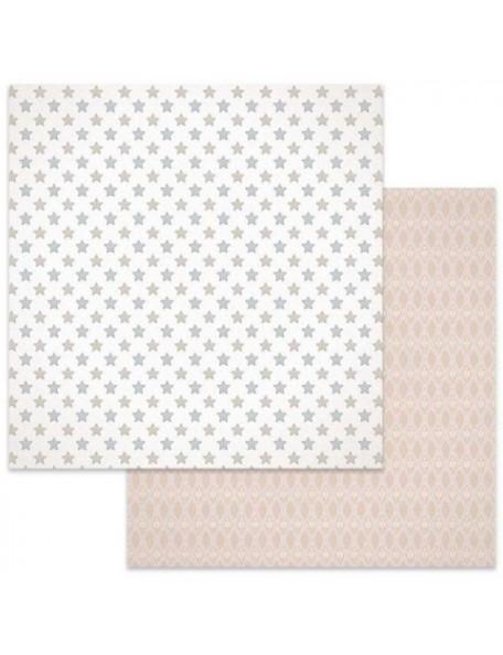Stamperia Texture Stars SBB622