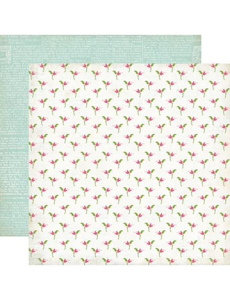 Carta Bella Sew Lovely, Lovely Floral