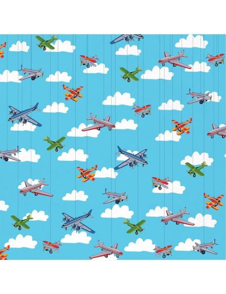 Carta Bella Toy Box, Airplanes Soaring