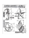 Tim Holtz Stampers Anonymous Nautical Blueprint