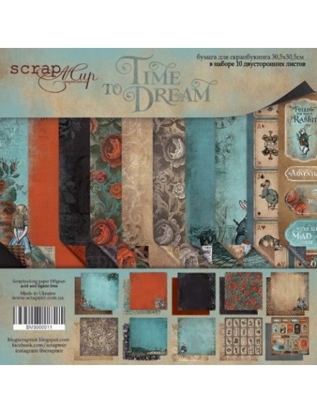 Scrapmir Time to Dream Kit