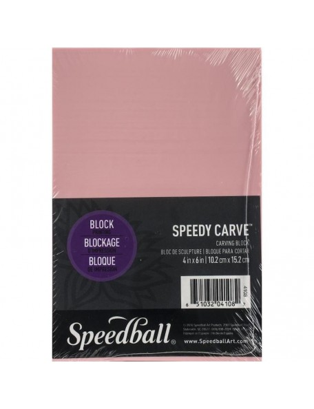 Speedball Speedy-Carve Block