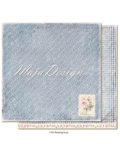 Maja Design Miles Apart, Keeping busy