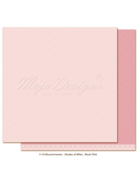 Maja Design Shades of Miles, Blush Pink
