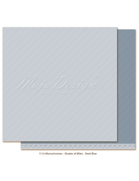 Maja Design Shades of Miles, Steel Blue