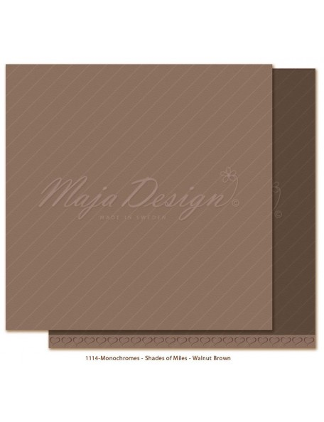 Maja Design Shades of Miles, Walnut Brown