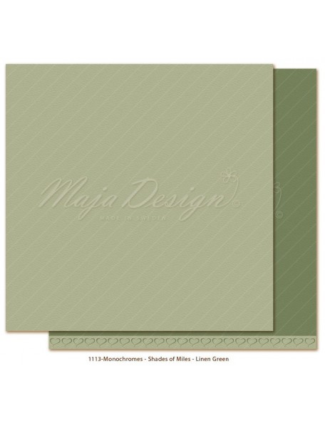 Maja Design Shades of Miles, Linen Green