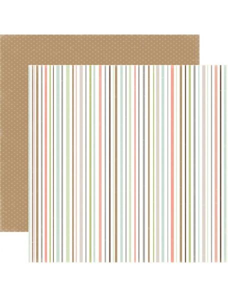 Carta Bella Rustic Elegance, Multi Stripe